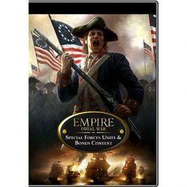 Empire: Total War - Special Forces DLC & Empire Pre-Order Units
