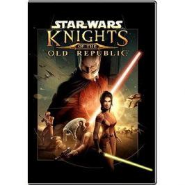 Star Wars: Knights of the Old Republic (MAC) Digitální