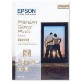 Epson Premium Glossy Photo 13x18cm 30 listů