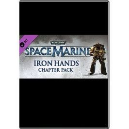 Warhammer 40,000: Space Marine - Iron Hands Chapter Pack DLC