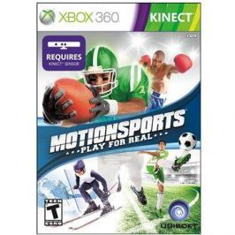MotionSports (Kinect ready) -  Xbox 360 KINECT