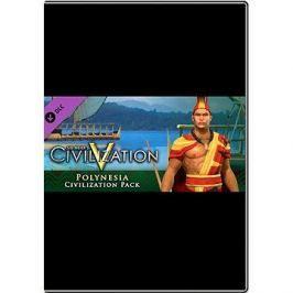 Sid Meier's Civilization V: Civilization and Scenario Pack - Polynesia (MAC)