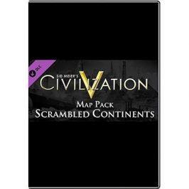 Sid Meier's Civilization V: Scrambled Continents DLC