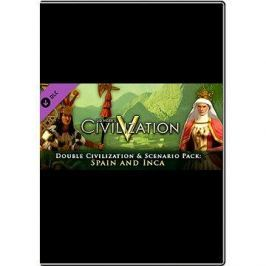 Sid Meier's Civilization V: Civilization and Scenario Pack - Spain and Inca (MAC)