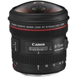 Canon EF 8-15mm f/4.0 L USM rybí oko