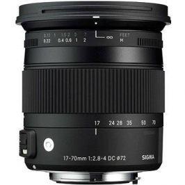 SIGMA 17-70mm f/2.8-4.0 DC MACRO HSM Contemporary Pentax