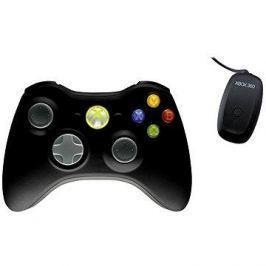 Microsoft XBOX 360 Wireless Common Controller Black Xbox 360