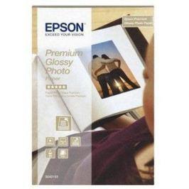 Epson Paper Premium Glossy Photo 10x15 40 listů Lesklý