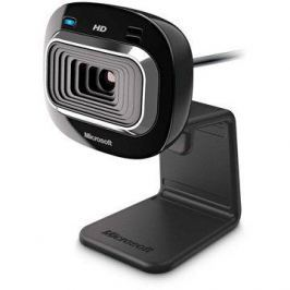 Microsoft LifeCam HD-3000 černá Webkamery