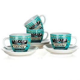 BANQUET Sada šálků 4 ks COFFEE A11738