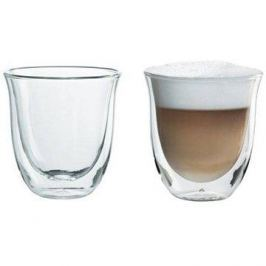 De'Longhi Sada sklenic 2ks Cappuccino 5513214591 Hrnky a šálky