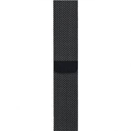 Apple 42mm Vesmírně černý milánský tah