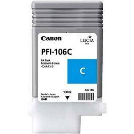 Canon PFI-106C azurová