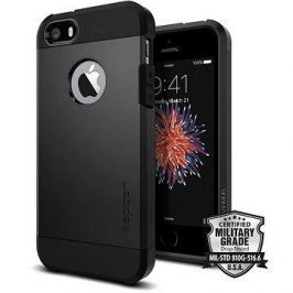 SPIGEN Tough Armor Black iPhone SE/5s/5