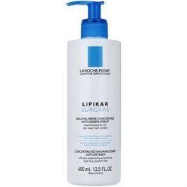 La Roche Posay Lipikar Surgras Concentrated sprchový krém 400 ml