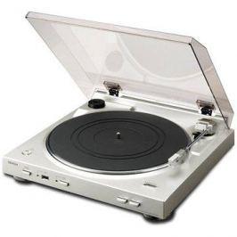 DENON DP-200USB premium silver Gramofony
