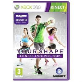 Your Shape: Fitness Evolved 2012 (Kinect ready) - Xbox 360