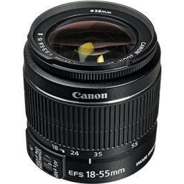 Canon EF-S 18-55mm f/3.5 - 5.6 IS II Zoom černý