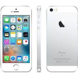 iPhone SE 64GB Stříbrný