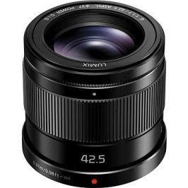 Panasonic Lumix 42,5 mm f/1.7 ASPH Power OIS černý