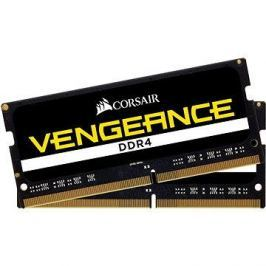 Corsair SO-DIMM 8GB KIT DDR4 2666MHz CL18 Vengeance černá