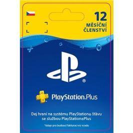 PlayStation Plus 12 měsíční členství - CZ Digital