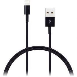 CONNECT IT Wirez Lightning Apple 2m černý