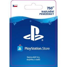 PlayStation Store - Kredit 750 Kč - CZ Digital