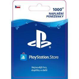 PlayStation Store - Kredit 1000 Kč - CZ Digital