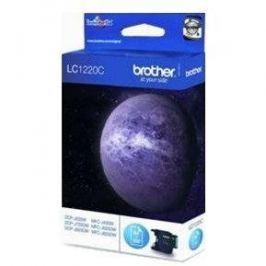Brother LC-1220C azurová