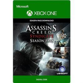 Assassins Creed Syndicate: Season Pass - Xbox One- Xbox One DIGITAL