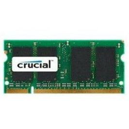 Crucial SO-DIMM 2GB DDR2 667MHz CL5 - CT25664AC667