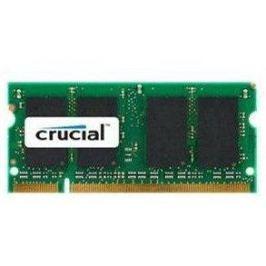 Crucial SO-DIMM 2GB DDR2 667MHz CL5 - CT25664AC667
