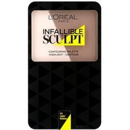 ĽORÉAL Infallible Sculpt Palette 01 Light 10g
