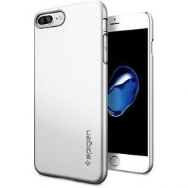 Spigen Thin Fit Satin Silver iPhone 7 Plus /8 Plus
