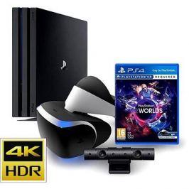 PlayStation 4 Pro 1TB + Playstation VR Kit