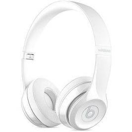 Beats Solo3 Wireless - bílá