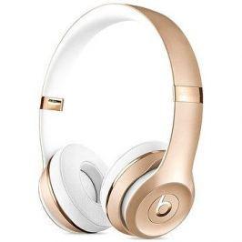 Beats Solo3 Wireless - zlatá