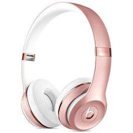 Beats Solo3 Wireless - růžově zlatá