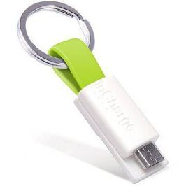 inCharge Micro USB Lime, 0.08m