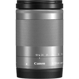 Canon EF-M 18-150mm f/3.5-6.3 IS STM stříbrný