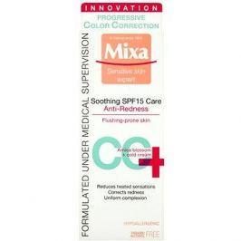 MIXA Sensitive Skin Expert CC krém proti začervenání pleti s OF15 50 ml