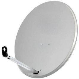 TeleSystem satelitní hliníková parabola 105x95cm, karton