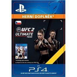 EA SPORTS UFC 2 - 1050 UFC POINTS - PS4 CZ Digital