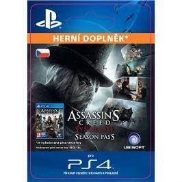 Assassins Creed Syndicate - Season Pass - PS4 CZ Digital