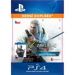The Witcher 3: Wild Hunt  Hearts of Stone - PS4 CZ Digital