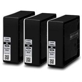 Canon INK PGI-2500XL BK TRIPLE černá