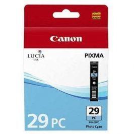Canon PGI-29PC azurová