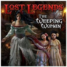 Lost Legends: The Weeping Woman Collector's Edition (PC) DIGITAL