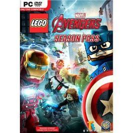 LEGO MARVEL's Avengers - Sezónní permanentka (PC) DIGITAL